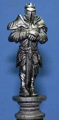 Knight Statue #2