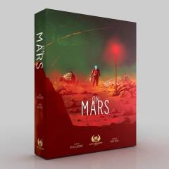 On Mars w/Upgrade Pack & Beacon Promo Card