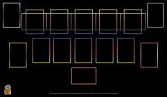 Black Zones Playmat