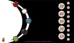 Tokens Playmat - Black w/White