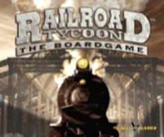 Railroad Tycoon - The Boardgame