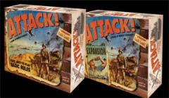 Attack! & Attack! Expansion