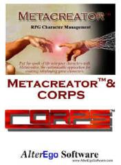 Metacreator w/Corps