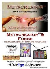 Metacreator w/Fudge