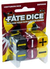 Spirit of the Century - Centurion Fate Dice (12)