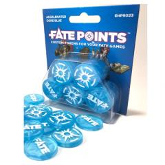 Fate Points Accelerated Core - Blue (30)
