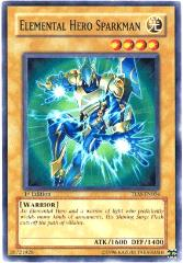 Elemental Hero Sparkman (Common)