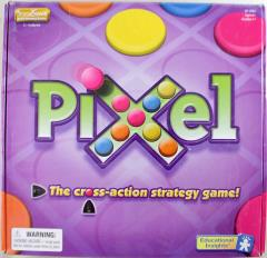 Pixel - The Cross Action Strategy Game