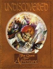 Undiscovered - The Quest for Adventure