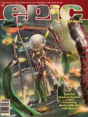 "Vol. 1, #6 ""Predator, Bugg Lives, Metamorphosis Odyssey - Absolution"""