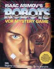 Issac Asimov's Robots VCR Mystery Game