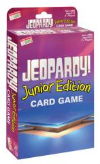 Jeopardy! Card Game (Junior Edition)