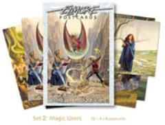 Elmore Postcards - Magic Users