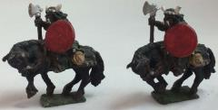 Mounted Orc of the White Hand #1