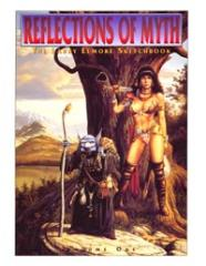 Reflections of Myth - The Larry Elmore Sketchbook #1