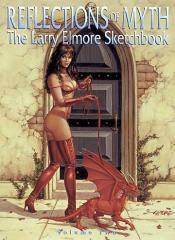 Reflections of Myth - The Larry Elmore Sketchbook #2