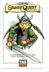 SnarfQuest RPG World Book