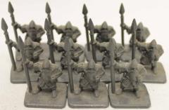 Dwarves w/Spears Collection #3