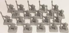 Dwarves w/Spears Collection #4