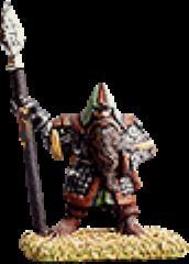 Dwarf w/Spear