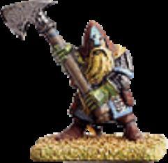 Dwarf w/Axe