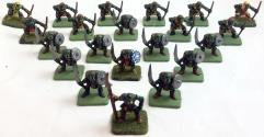 Orc Infantry Collection #1