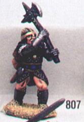 Armored Barbarian