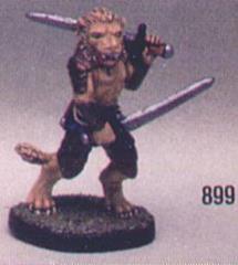 Cat Folk Warrior