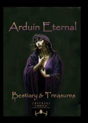 Arduin Eternal - Bestiary & Treasures