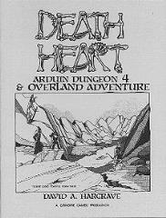 Arduin Dungeon #4 - Death Heart (2nd Printing)