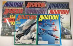 Aviation Magazine Bundle - 8 Asst. Issues