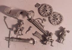Italian Cannone da 75/27 #1