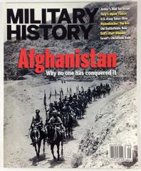 "Vol. 26, #3 ""Indomitable Afghanistan, Heist in Cherbourg, The Wacko Genius of Armored Warfare"""