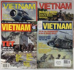 Vietnam Magazine Collection - 4 Issues!