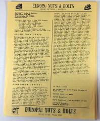"""#15/16 """"Danish Army in WWII, Torch Errata"""""""