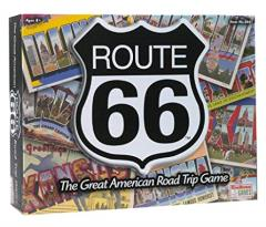 Route 66 - The Great American Road Trip Game