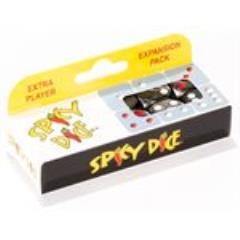 Spicy Dice Expansion Set - Black