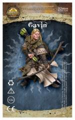 Gavin - Biting Hornet