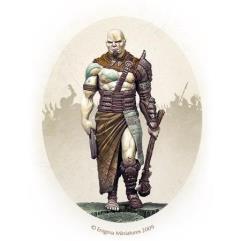 Maskiad - Uklaud Barbarian