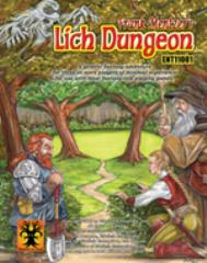 Lich Dungeon - Level One
