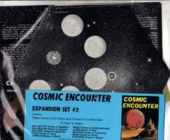 Cosmic Encounter Expansion Set #2