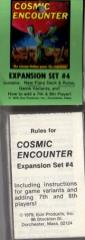 Cosmic Encounter Expansion Set #4