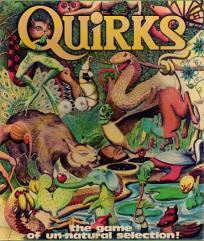 Quirks - The Game of Un-Natural Selection