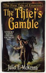 Einarinn #1 - The Thief's Gamble