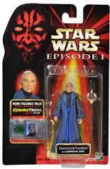 Phantom Menace - Chancellor Valorum