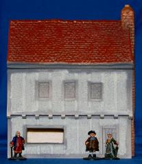Small Merchant Building