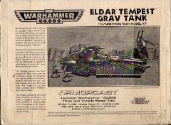 Eldar - Tempest Grav Tank