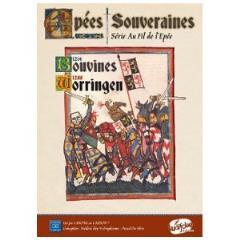 By the Edge of the Sword - Swords of Sovereignty, Bouvines 1214 & Worringen 1288