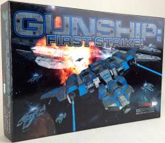 Gunship - First Strike! w/Mk II Expansion!