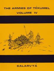 Armies of Tekumel, The #4 - Salarvya